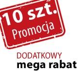 Mega promocja 10 szt.